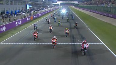 Gara della MotoGP™ in Qatar