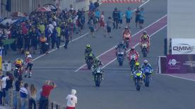 The full Warm Up session for the MotoGP™ World Championship in Qatar.