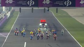 The full race session of the Moto2™ World Championship in Qatar.