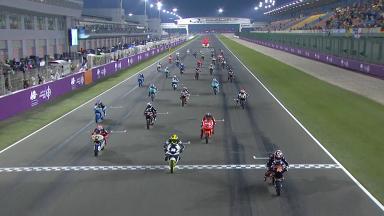 Katar Moto3™ - Rennen