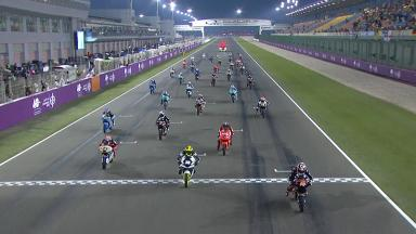 Carrera completa Moto3™ Qatar