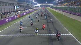 The full race session of the Moto3™ World Championship in Qatar.