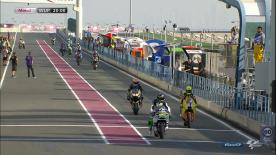 The full Warm Up session for the Moto2™ World Championship in Qatar.