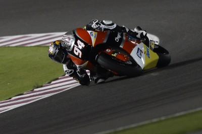 Folger gewinnt Saisonauftakt in Katar, Lüthi auf 3