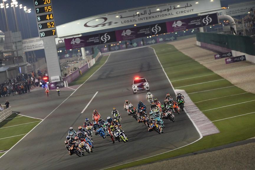 Moto3 Qatar RACE