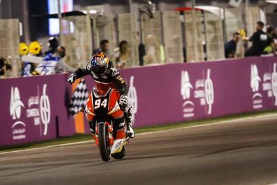 Folger s'impose en l'absence des favoris en Moto2™