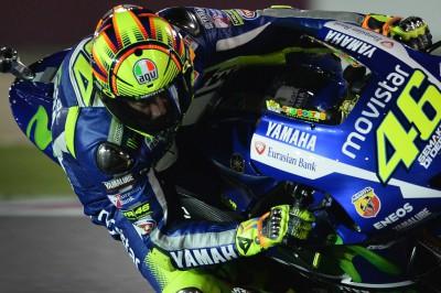 Rossi triomphe devant les Ducati au Qatar