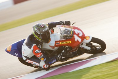 Guarda Gara2 della Shell Advance Asia Talent Cup in Qatar