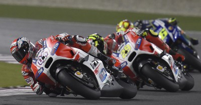 "Dovizioso: ""This is only a starting point for the future"""