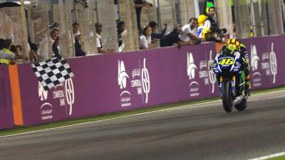 Rossi : « Nous avons fait quelque chose d'incroyable »