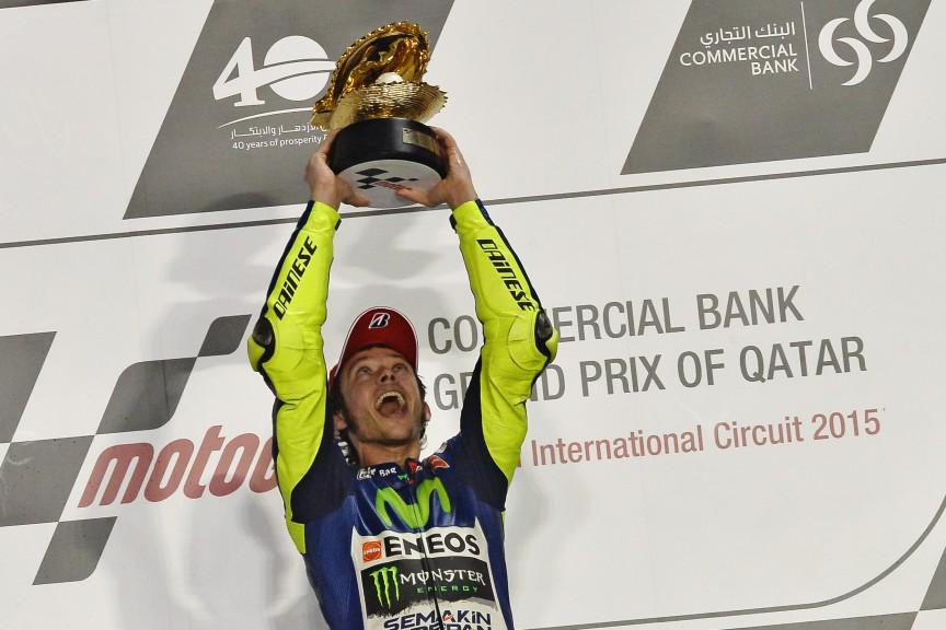MotoGP Qatar Race