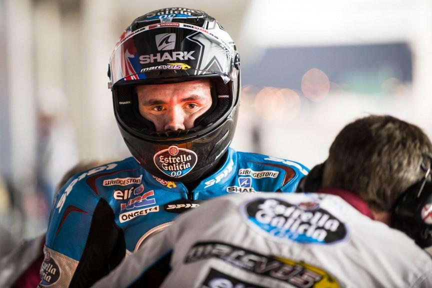 Scott Redding, Estrella Galicia 0,0 Marc VDS, Qatar © 2015 Scott Jones, PHOTO.GP