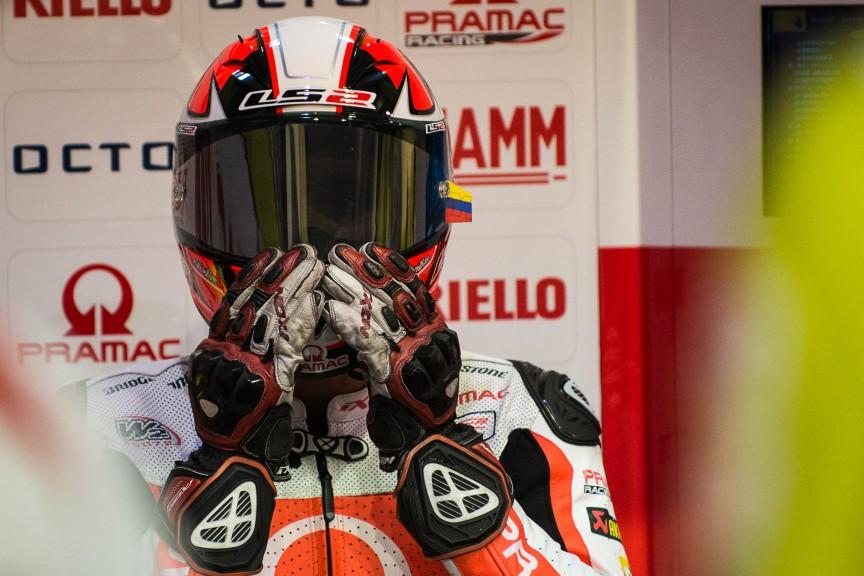 Yonny Hernandez, Pramac Racing, Qatar