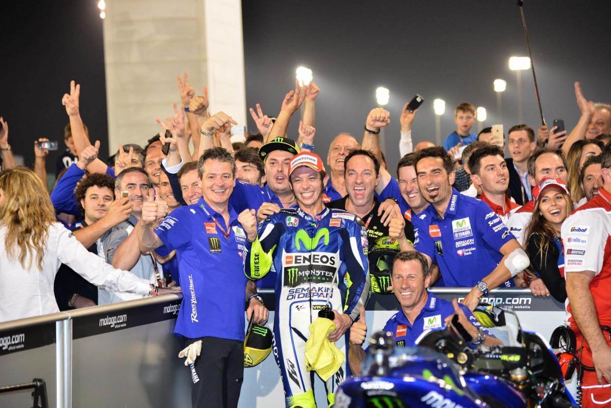 La stampa di tutto il mondo celebra Rossi