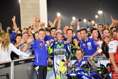 Press around the world focus on Rossi's victory
