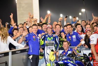 La presse mondiale se fait écho de la victoire de Rossi