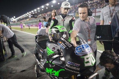 "Laverty: ""Not how I was hoping to debut in MotoGP™"""