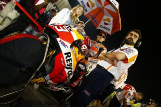 "Marquez: ""We have salvaged eleven important points"""