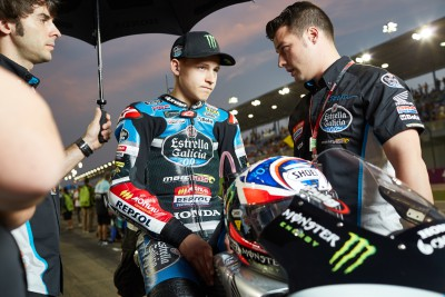 """Quartararo: """"I have to be more relaxed on the final laps"""""""