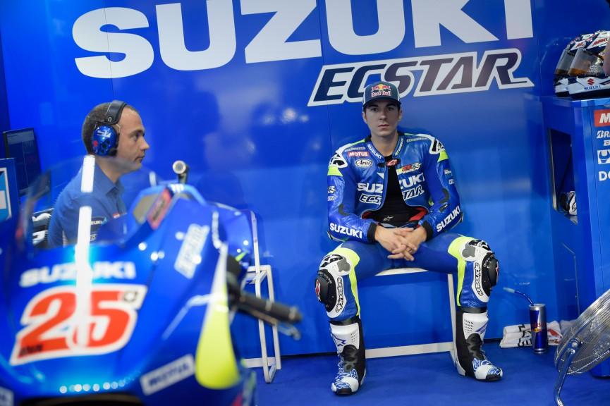 Maverick Viñales, Team Suzuki MotoGP, Qatar