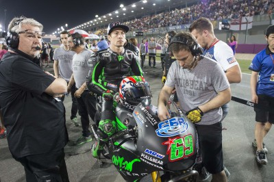 """Hayden: """"Mid-race the tyre performance dropped dramatically"""""""
