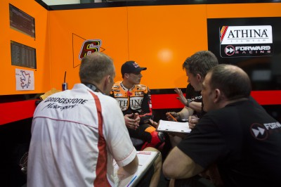 "Bradl: ""I cannot say I'm satisfied at all"""