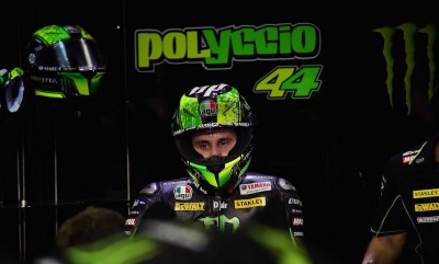 "Espargaro: ""The main positive is that we managed to finish"""