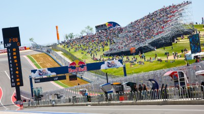 Red Bull Grand Prix of the Americas... Bleibt es spannend?