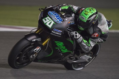 "Laverty: ""Hopefully I can adapt quickly to the circuit"""