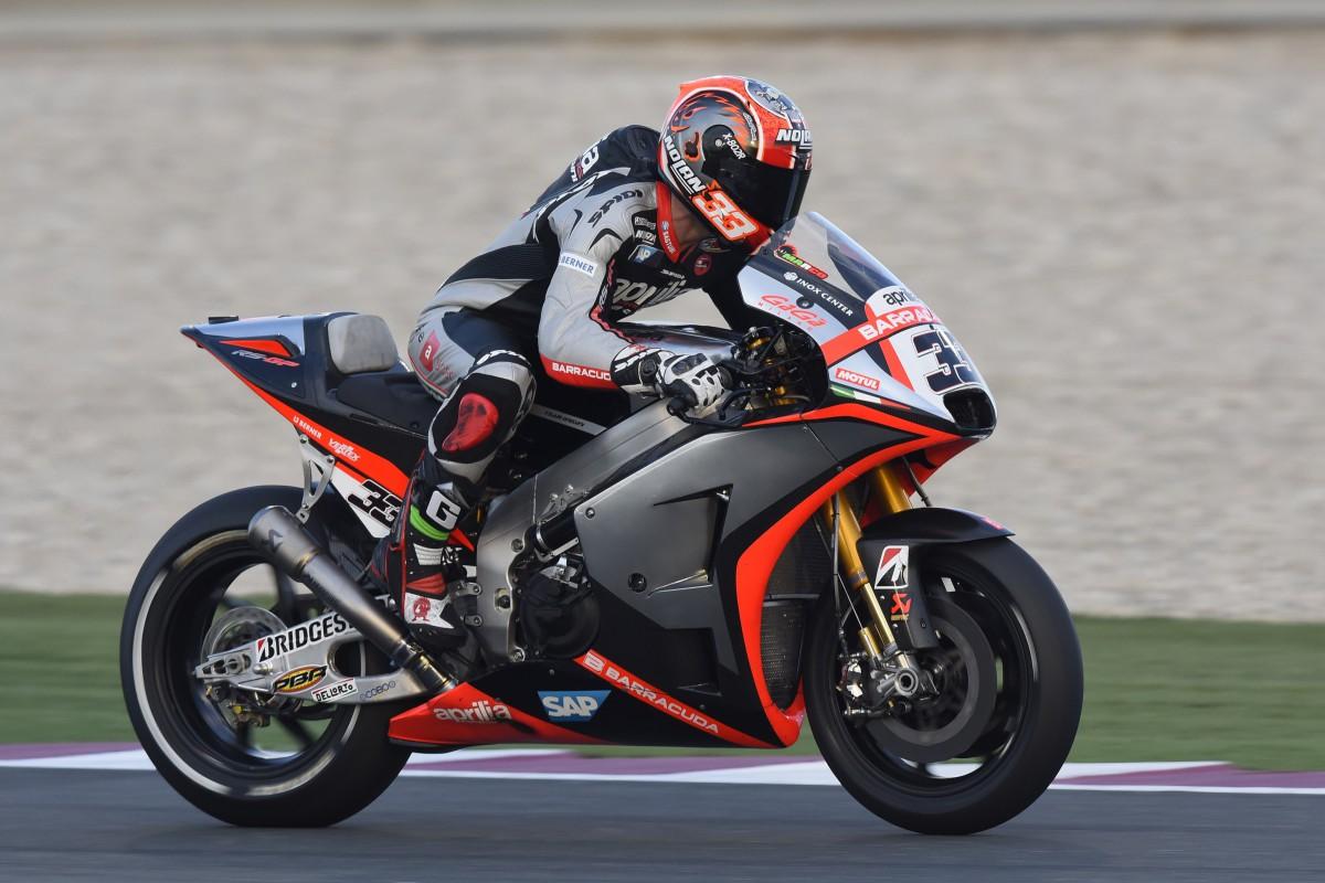 "Melandri: ""I'd like to take a few steps forward""   MotoGP™"