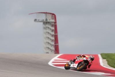 Márquez: 'Tengo ganas de dejar atrás el GP de Qatar'