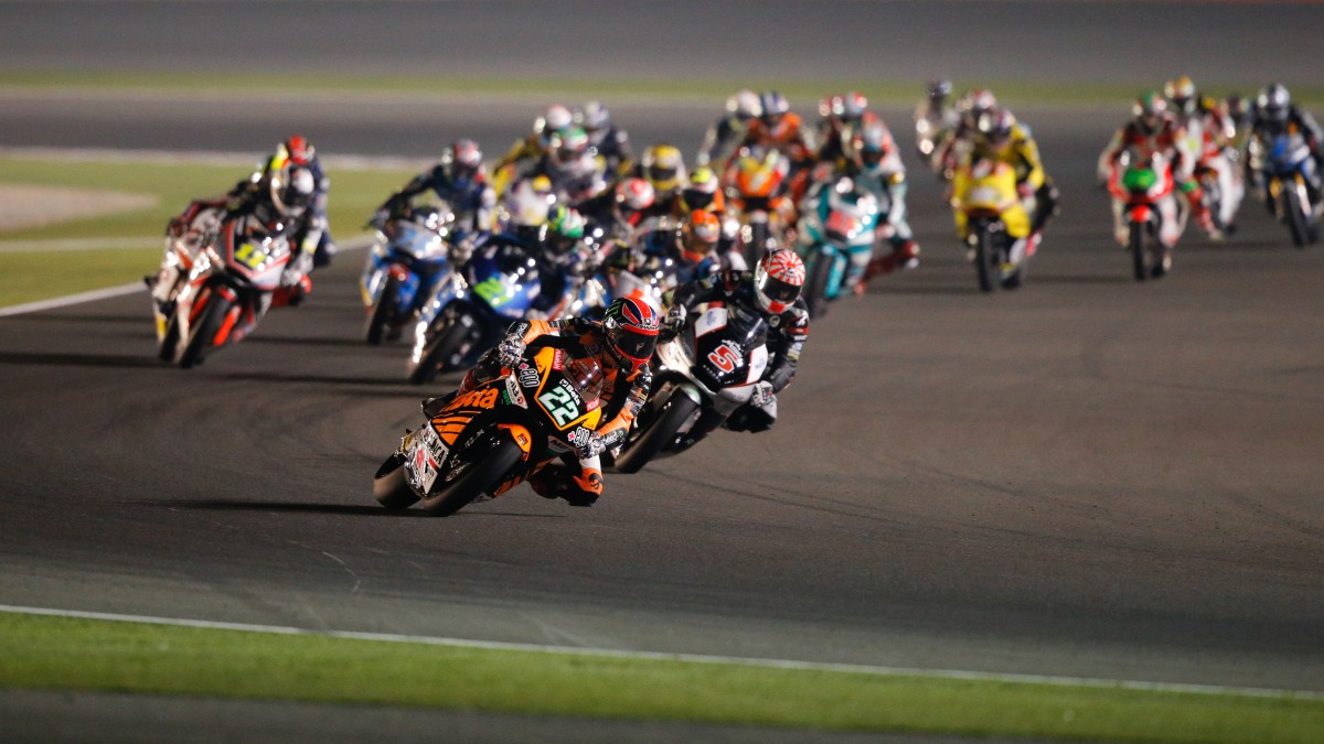 Which 2015 Moto2™ rider has won at COTA before? | MotoGP™