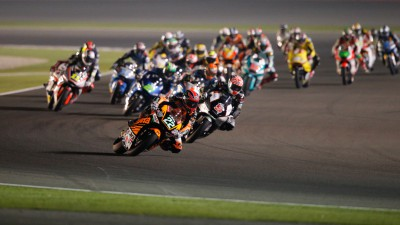Which 2015 Moto2™ rider has won at COTA before?