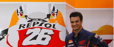 Pedrosa Blog: 'Thank you all for your support!'