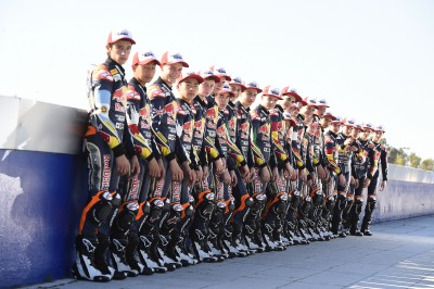 Red Bull Rookies Cup Jerez test concludes with Sasaki on top