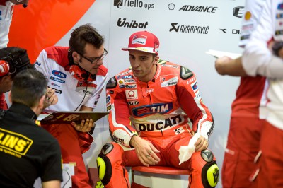 "Iannone: ""With the GP15 we can score another good result"""