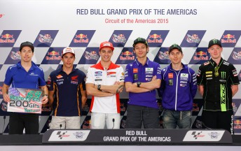 Marquez looking to maintain perfect record in US