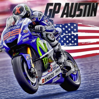 Austin GP is here! Will you see it? #AmericasGP