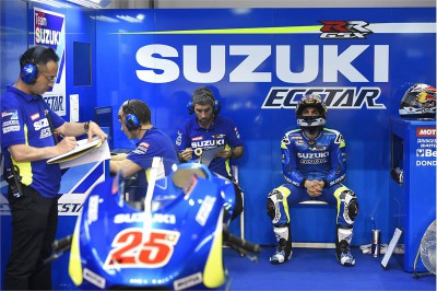 "Viñales: ""I'm hoping for an improvement in Texas"""