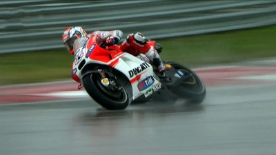Dovizioso snatches FP1 from Marquez at #AmericasGP
