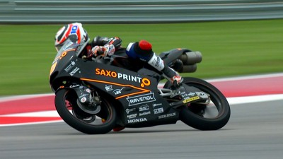 Masbou ends Moto3™ FP2 on top