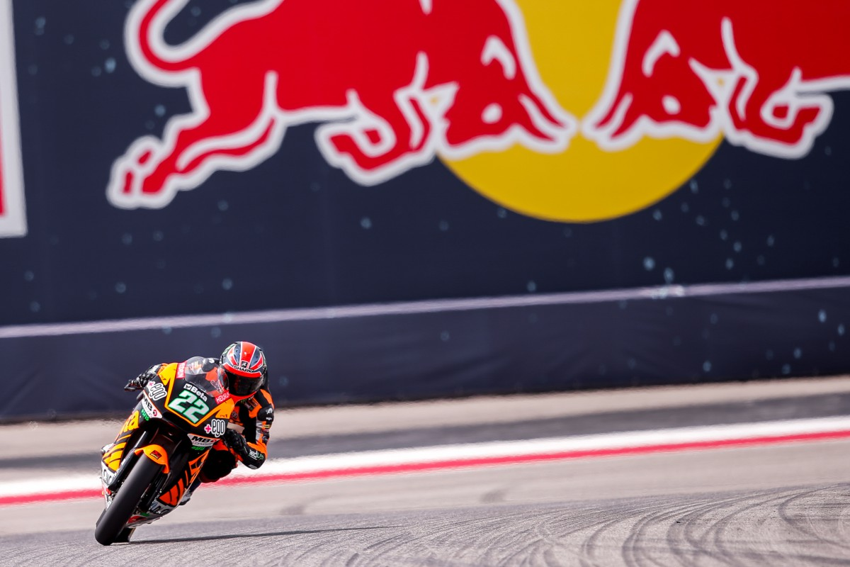 """Can anything stop """"Super"""" Sam Lowes?"""
