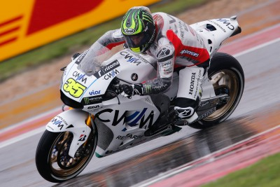 "Crutchlow: ""We need to do more laps on the new chassis'"