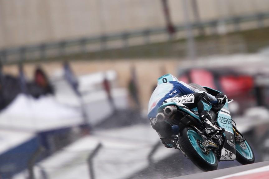Danny Kent, Leopard Racing, COTA FP1