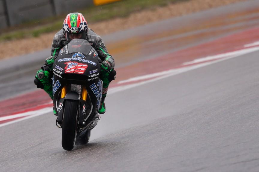 Nicky Hayden, Aspar Team MotoGP, COTA FP1
