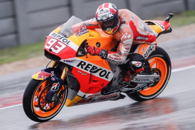Marquez shows he is still the man to beat in Austin