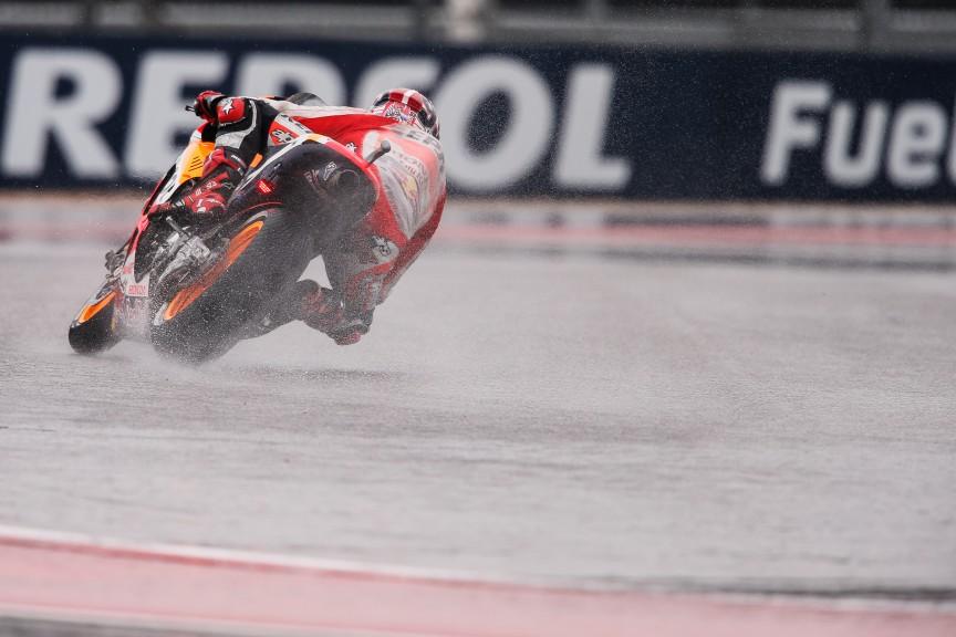Marc Marquez, Repsol Honda Team, COTA FP1