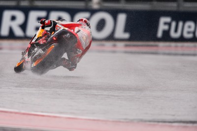 "Marquez: ""Our initial feeling is positive'"