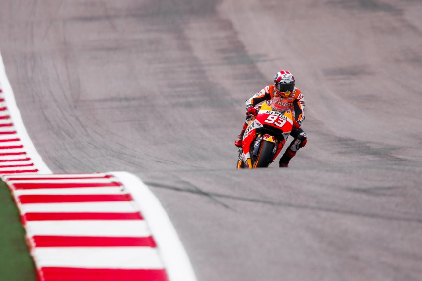 Marc Marquez, Repsol Honda Team, COTA FP2