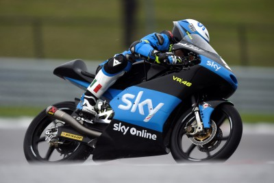 Lo Sky Racing VR46 prosegue nella messa a punto ottimale